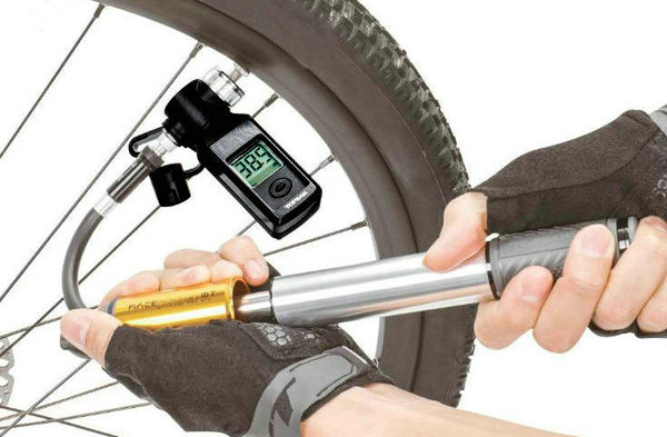correct tyre pressure for bicycle carbon wheels