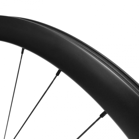 carbon road disc wheels